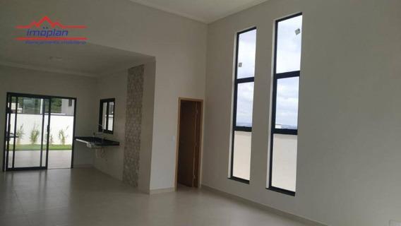 Casa Com 3 Dormitórios À Venda, 140 M² Por R$ 730.000,00 - Condomínio Terras De Atibaia - Atibaia/sp - Ca4187
