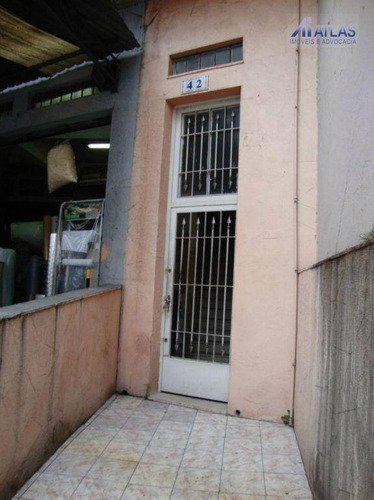 Sala Para Alugar, 45 M² - Jardim Japão - São Paulo/sp - Sa0003