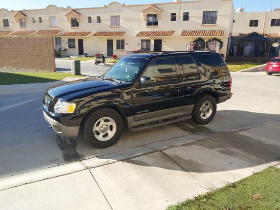 Ford Explorer 4.0 3p Sport V6 4x2 Mt 2001
