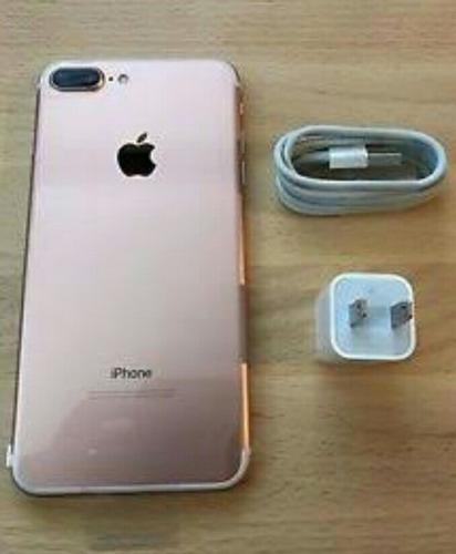 5b9d436a61c Oferta iPhone 7 Plus 128gb Libre Rosado Pink Apple Usa - S/ 2.460,00 en  Mercado Libre