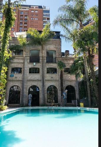 Espectacular Casa Oficina Alquiler Belgrano Chico - Ramsay Al 1900 Cochera