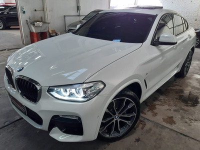 Bmw X4 2.0 16v Gasolina Xdrive30i M Sport Steptronic