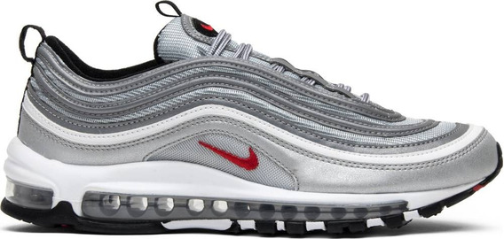 Nike Air Max 97 metallic Modelo Nuevo! Unico! Usa !!!