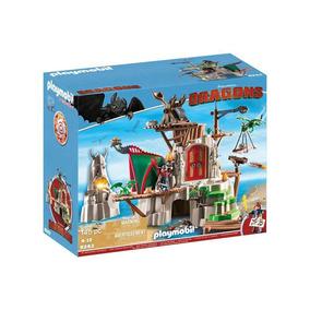 Playmobil Como Treinar Seu Dragão Castelo De Berk 9243 Sunny
