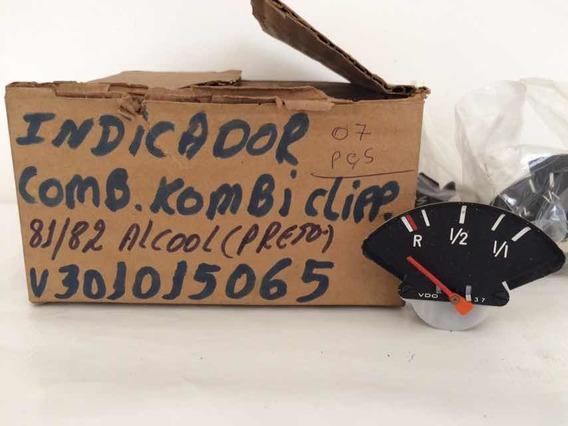 Marcador De Combustível Kombi Clipper 81/82 Álcool