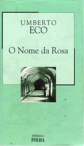 Nome Da Rosa, O (folha) Eco, Umberto