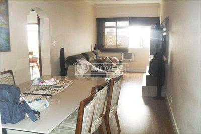 Apartamento Em Santos Bairro Encruzilhada - V2510