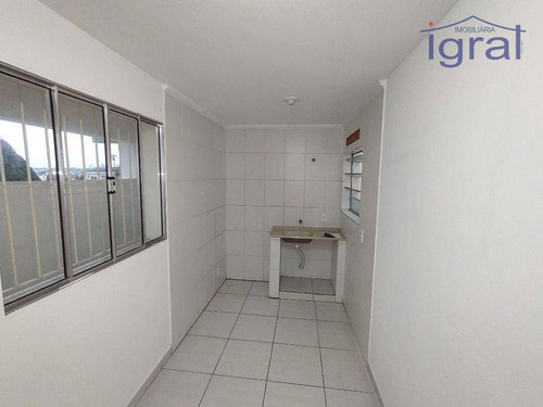 Imagem 1 de 8 de Casa Com 1 Dormitório Para Alugar, 60 M² Por R$ 850,00/mês - Jardim Oriental - São Paulo/sp - Ca1142