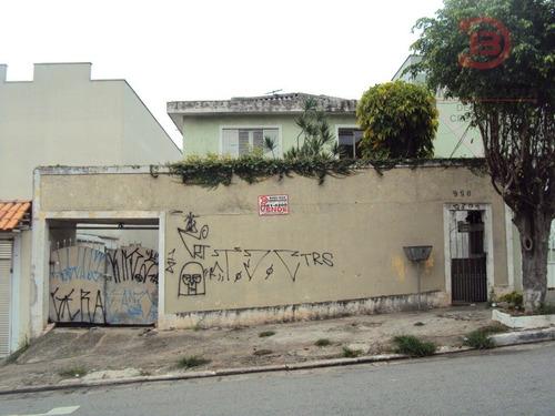 Terreno - Vila Re - Ref: 6672 - V-6672