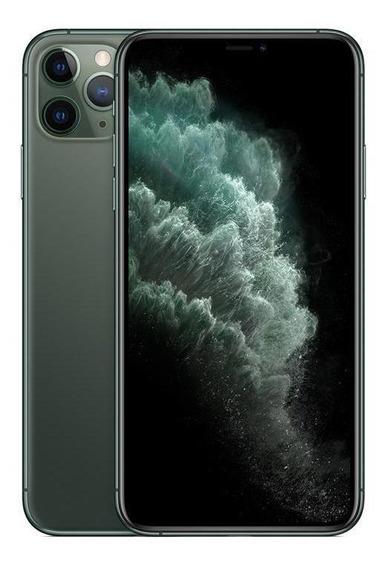 iPhone 11 Pro Max Apple Verd Meia-noite 256gb Desb Mwhm2bz/a
