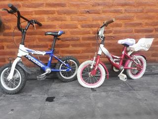 Bicicleta Rodado 12 Raleigh
