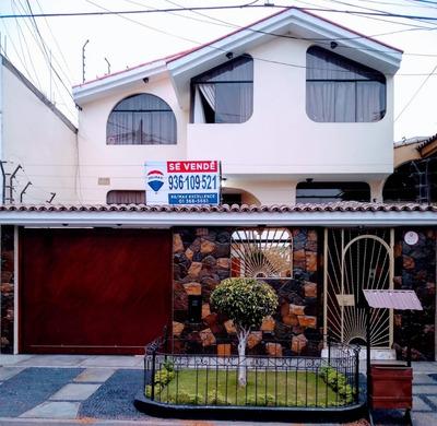 Ocasion Casa Lujo Urb. San Patricia