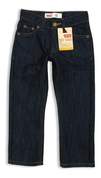 Pantalon Levis Niño-joven 511-505 Ajustable Tallas 3 A La 12