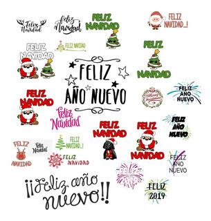 Vinilo Frases Navidad En Mercado Libre Argentina