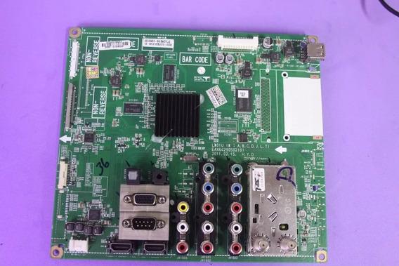 Placa Principal Tv Lg 42lv345c-sa Eax64290501(0) Orig.