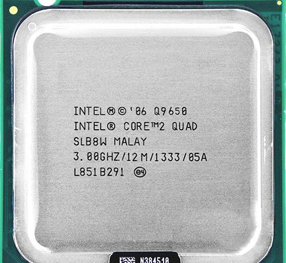 Processador Core2 Quad Q9650 Intel Original Lga775 Garantia