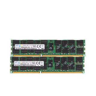 240pin Samsung 2x 16gb Ddr3 1866mhz Pc3-14900r Server Memory