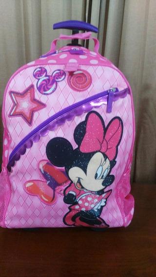 Minnie Mouse Mochila Original