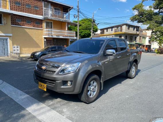 Chevrolet Luv Dimax 2014 Diesel 4x4 Y Full Equipo !!!