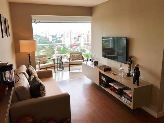 Ref.: 267300 - Apartamento Em Sao Paulo, No Bairro Campo Belo - 1 Dormitórios