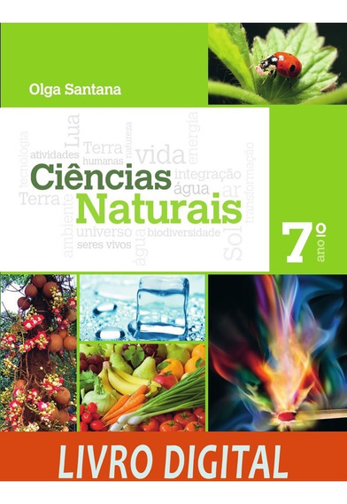 Ciências Naturais - 5 Ed - Ano 7