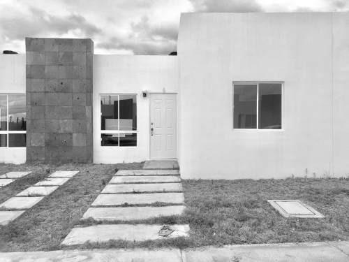 Casa Sola En Venta Matilde, Privada En Pachuca. 2 Recamaras