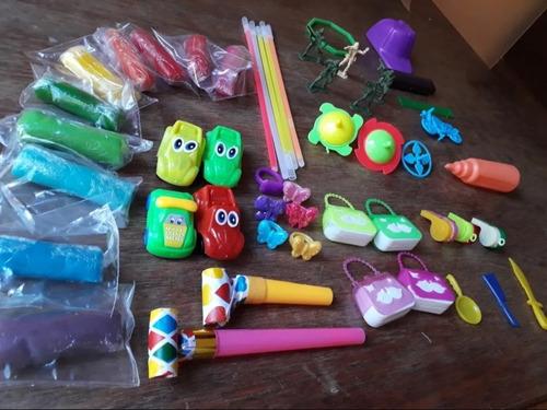 Imagen 1 de 5 de 100 Juguetes Para Relleno De Piñata, Con Envío A Domicilio