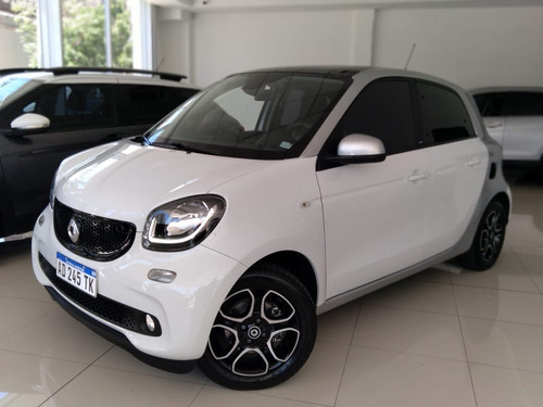 Smart Forfour Passion At 1.0 2018 2.561 Km. Blanco Nafta