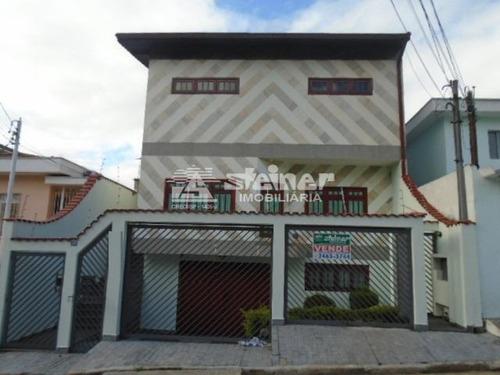 Imagem 1 de 30 de Venda Sobrado 6 Dormitórios Jardim Santa Mena Guarulhos R$ 1.600.000,00 - 37273v