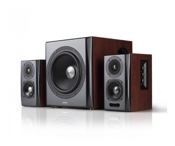 Caixa De Som 2.1 Com Bluetooth S350db 150w Rms Edifier