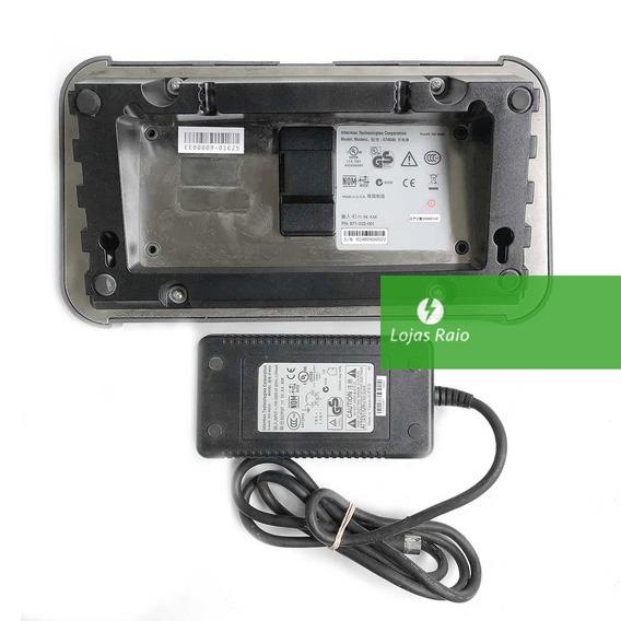Base Carregador Intermec Sf51 (074646) Com Fonte (074935)