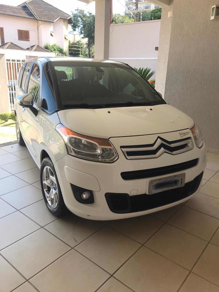 Citroën C3 Picasso 1.6 16v Exclusive Flex Aut. 5p 2013