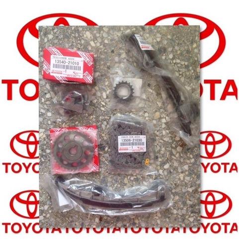 Kit Cadena De Tiempo  Toyota Yaris 1.3