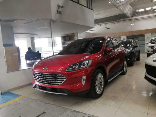 Ford Escape Gasolina 4x4 2021