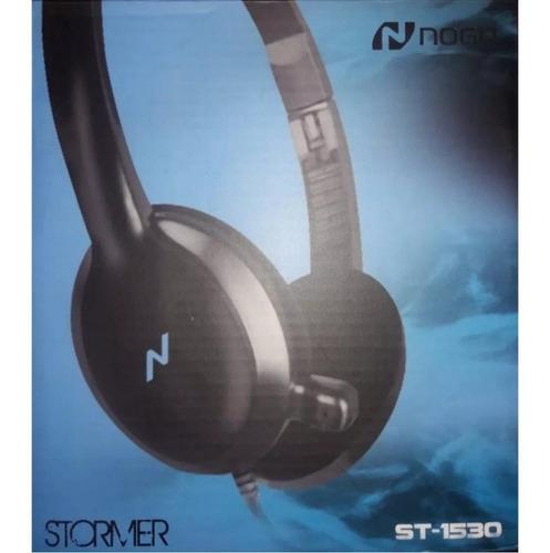 Imagen 1 de 1 de Auricular Noga St 1530 Headset Con Micrófono Ps4 Tablet Celu