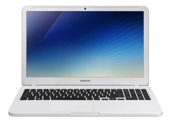 Notebook Samsung Branco Intel Core I3 7 Ger 4gb 1tb Promoção