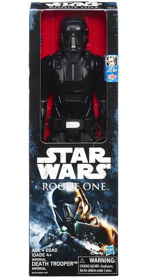 Death Trooper Star Wars Original Hasbro 30 Cm