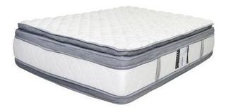 Sleepland Silver Queen Euro Pillow Top