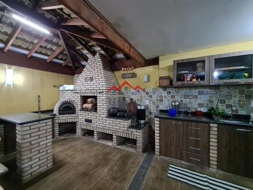 Imagem 1 de 17 de Casa A Venda No Condomínio Thina No Medeiros Em Jundiaí. - Ca00578 - 70081946