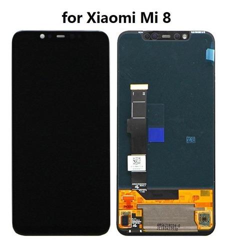 Pantalla Display Touch Xiaomi Mi 8  Colocacion Gratis 30min