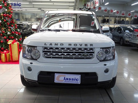 Land Rover Discovery 4 Hse 3.0 Bi-turbo 7 Lugares
