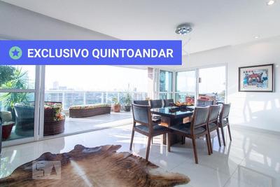 Apartamento No 27º Andar Com 3 Dormitórios E 4 Garagens - Id: 892933596 - 233596