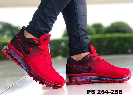 Zapatos Deportivos De Caballeros Max + Colores, Envío Gratis