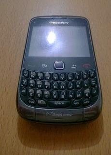 Teléfono Blackberry 9300 Graphite Grey Rda71uw