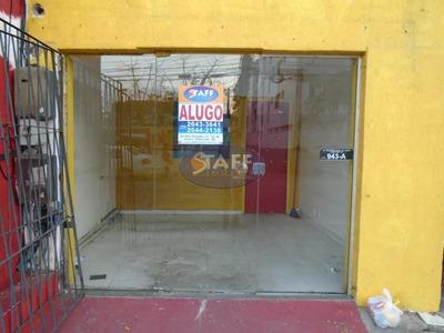 Loja Comercial Para Locação Fixa, Bairro Vila Nova, Cabo Frio-rj - Lo0003