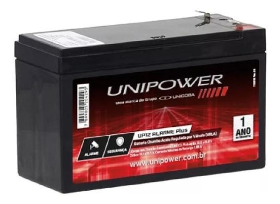 Bateria 12v Para Alarme - Unipower Up12alarme Nova