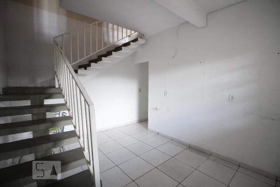 Casa Para Aluguel - Cajuru, 2 Quartos, 40 - 893037738