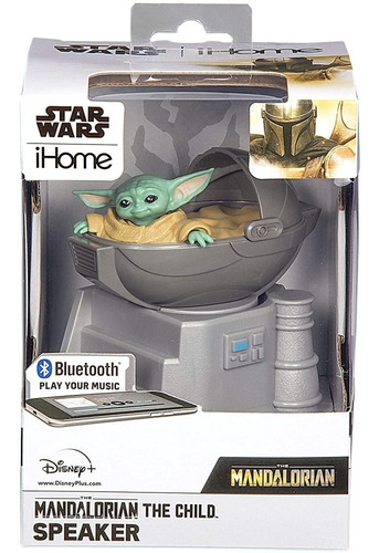 Star Wars Baby Yoda Bluetooth Speaker Portable