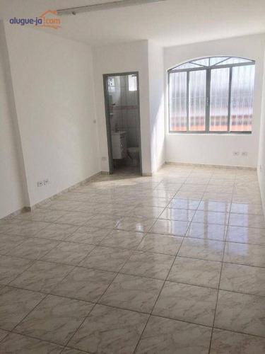 Imagem 1 de 4 de Sala Para Alugar, 40 M² Por R$ 700,00/mês - Jardim Motorama - São José Dos Campos/sp - Sa0975