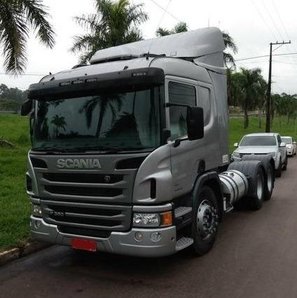 Scania P360 2014 / 2015 6x2 Diesel